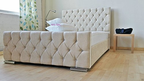 florida-upholstered-chenille-bed-frame-in-different-size-available-5ft-bed-frame-cream