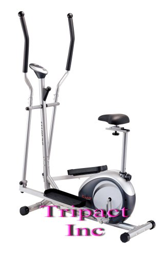 New Model 2008 Exercise 2 in 1 Elliptical Up-right 