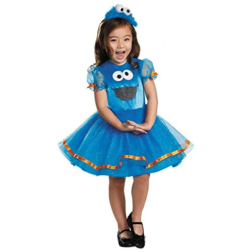 GSG D (Cookie Monster Bodysuit Adult Mens Costumes)