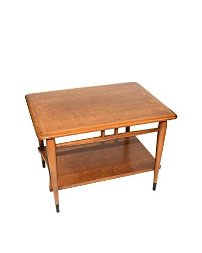 Uptown Down Vintage Mid-Century Side Table by Lane Furnishing