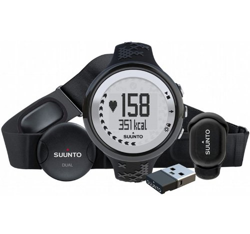 Cheap SUUNTO M5 Black/Silver Running Pack (SS016649000)