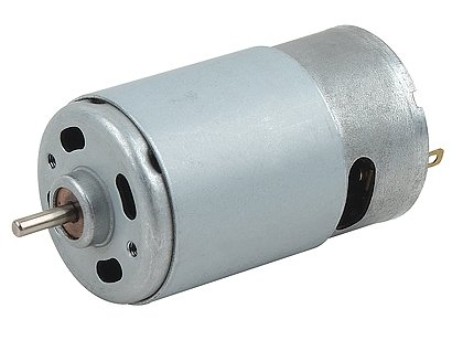 RS-550s 18v (6v - 24v) DC Motor - High Power & Torque for DIY Projects, Drills, Robots, RC Vehicals, & More from Liang Ye