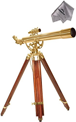 Barska 60Mm Anchormaster Brass Telescope