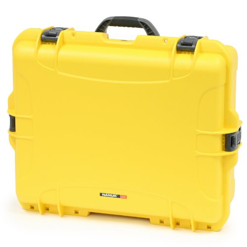 Nanuk 945 Case With Cubed Foam (Yellow)