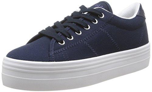 No Name  Plato,  Sneaker donna Multicolore Multicolore (Navy/Fox/White) 39