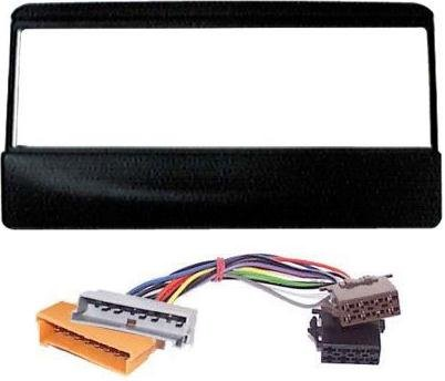 FORD ESCORT/FIESTA/PUMA CAR STEREO/RADIO FASCIA/FACIA ADAPTOR PLATE AND FITTING KIT