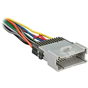 Amazon.com: METRA 70-2002 2000 - 2005 Saturn 24-Pin Into Car Harness