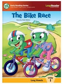 """The Bike Race"" features the long vowel ""i"" sound."