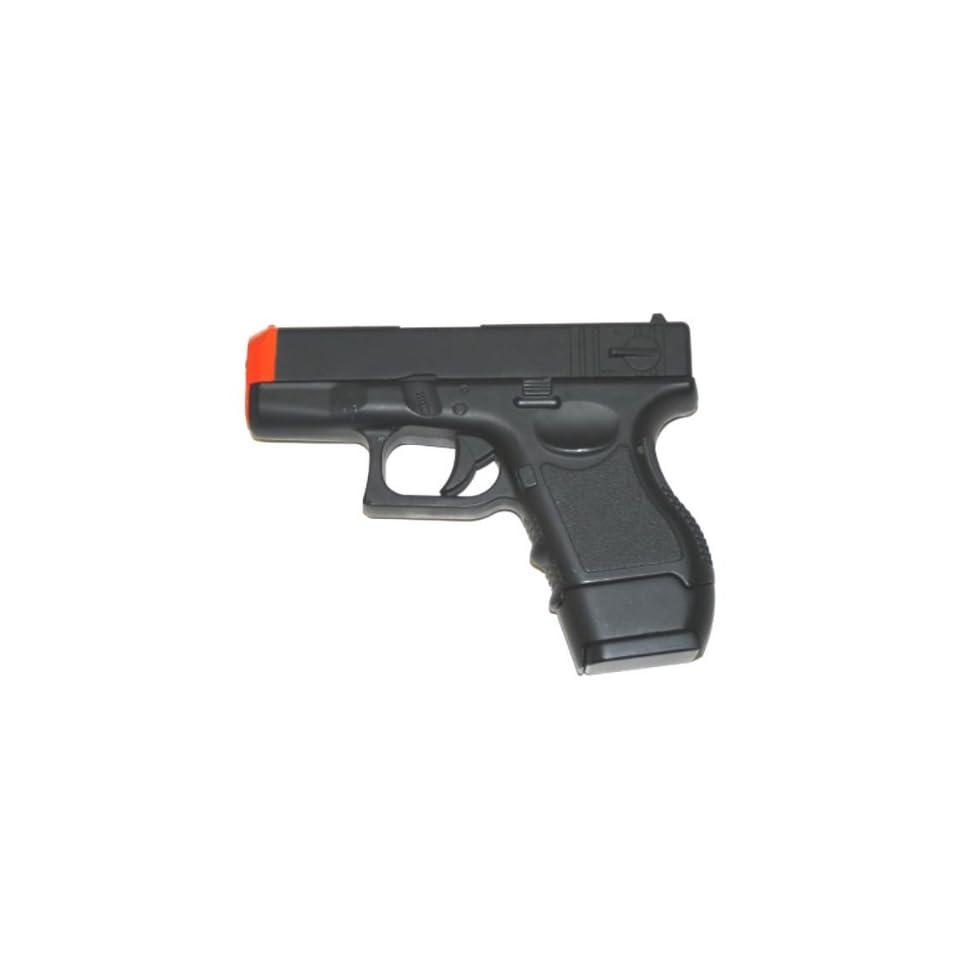 METAL Spring Airsoft Pistol (#P26C)