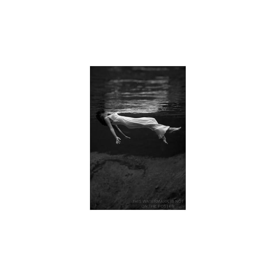 toni frissell WEEKI WACHEE SPRING photo poster FLORIDA 1947 24X36
