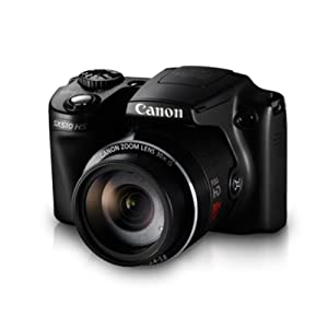 Canon 12.1MP PowerShot SX510 Camera at Rs 12,795 from Amazon Deals