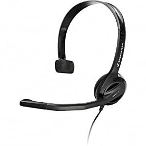 Sennheiser PC 21-II Single-Sided Headset with Microphone