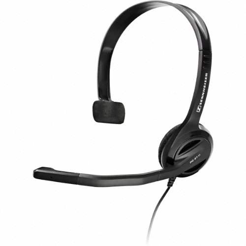 Sennheiser Pc 21-Ii Single-Sided Headset With Microphone