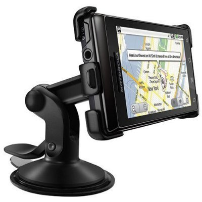 Motorola DROID 1st Generation Vehicle Dock with Rapid Car Charger (Retail Packaging)