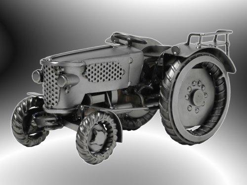Boystoys-HK-Design-Fendt-Traktor-Trekker-Modelltraktor-Metall-Art-Geschenkideen-Deko-Modelltraktor-hochwertige-Original-Schraubenmnnchen-Fahrzeuge-handgefertigt