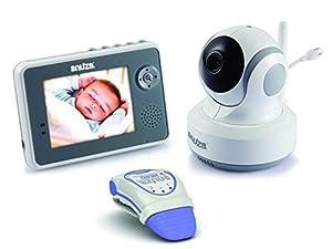 Snuza 01SNUZA003 Trio Plus Baby Monitor System - Movement Tracking by Snuza