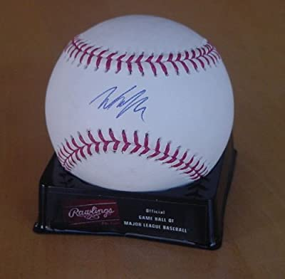 Wil Myers San Diego Padres Autographed Official Major League Baseball