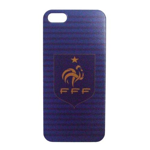 FFF フランス代表 iPhone5/5s ケース(クレスト) C69676