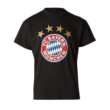 FC Bayern T-Shirt Logo, 164