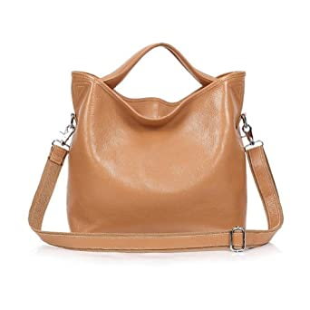 MINICE Geniune Leather Sexy Shoulder HOBO Handbags