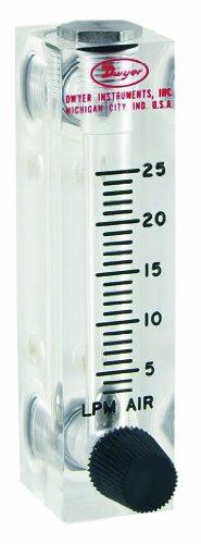 Dwyer Visi-Float Series VFA Flowmeter, 2