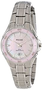 Pulsar Women's PXT899 Dress Sport Watch