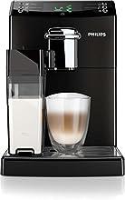 Philips HD8847/01 4000 Serie Kaffeevollautomat, CoffeeSwitch, Milchkaraffe, schwarz