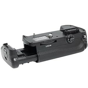 Batteriegriff Profi Mehrfach-Strom Akku Griff für Nikon D7000 DSLR Digitalkamera LF98