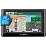 Garmin nuvi 66LMT GPS Navigators System with Spoken Turn-By-Turn Directions, Preloaded Maps and Speed Limit Displays (USA and Canada)