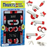 Magnets and more 24 piece set by toysmith