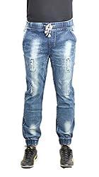 Showoff Men's Jogger Jeans