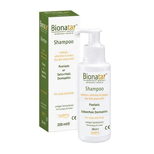 Bionatar Dermatitis And Psoriasis Shampoo 200ml
