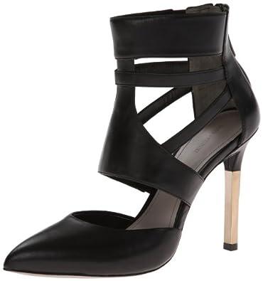 Pour La Victoire Women's Zanie Dress Pump,Black,6 M US