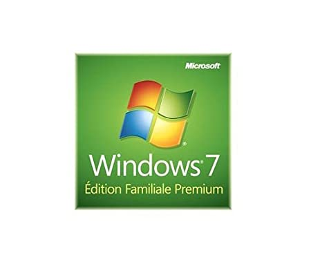 Windows 7 Edition Familiale Premium OEM 32 bits - 1 poste