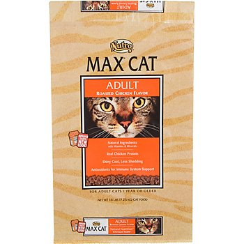 Detail image Max Adult Roasted Chicken Flavor Cat Food, 6-Pound
