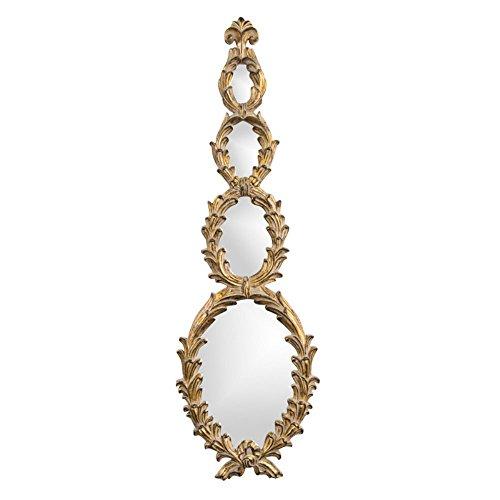 howard-elliott-43081-altria-mirror-antique-gold