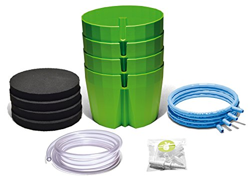 hydro-farmer-19-pieces-set-de-casseroles-oe-18-cm-anzucht-systeme-avec-4-x-pots-4-x-2-m-et-anneaux-4