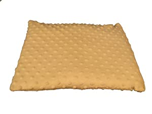 14 Inches X 12 Inches Organic Buckwheat hull filled pillow--- Made in the USA
