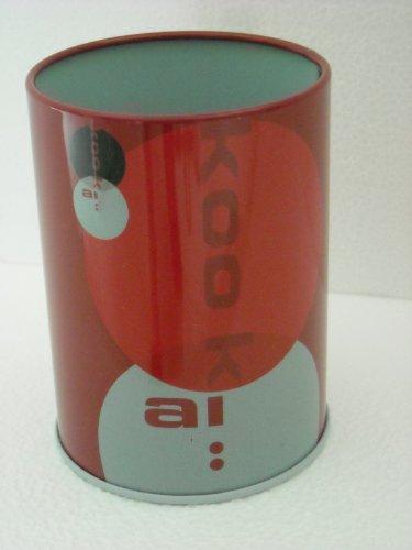 Pot à crayons en métal Kookai