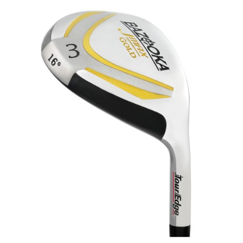 Tour Edge Bazooka JMAX Gold Fairway Wood