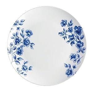 Paula Deen Signature Dinnerware Spring Prelude Dinner Plate Set, 4-Piece
