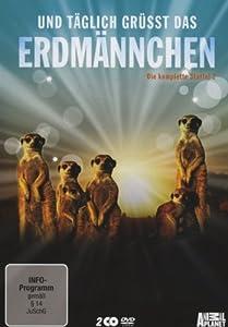 Und täglich grüßt das Erdmännchen - Die komplette Staffel 2 [2 DVDs]