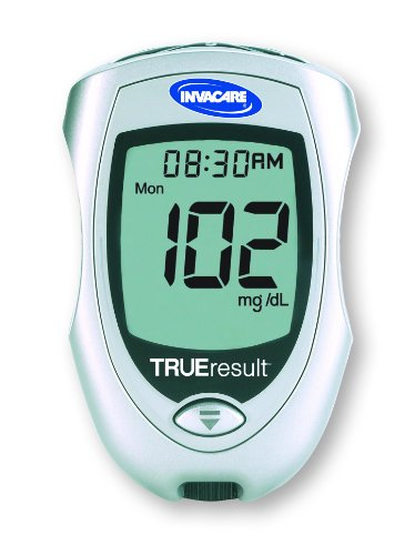 Image of Invacare Trueresult Blood Glucose Monitoring System (ISG1723156)