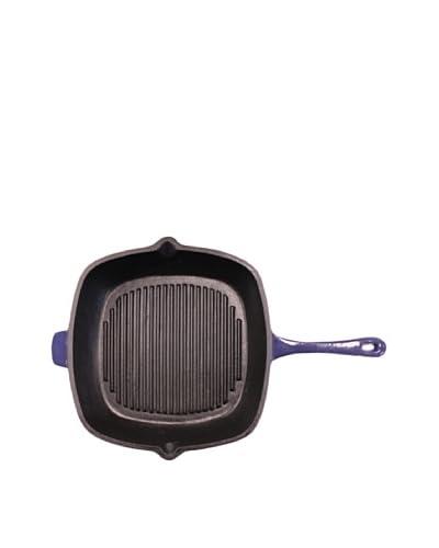 BergHOFF Neo 11-Inch Cast Iron Grill Pan, Purple
