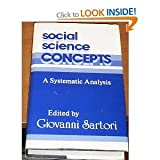 img - for Social Science Concepts: A Systematic Analysis book / textbook / text book