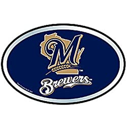 Milwaukee Brewers Color auto Emblem