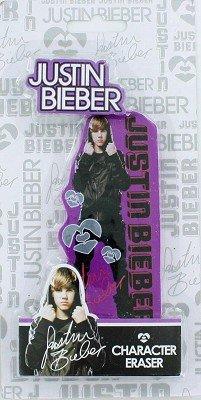 Justin Bieber Giant Character Eraser