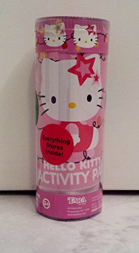 Hello Kitty Activity Tube