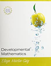 Developmental Mathematics Books a la Carte by Elayn Martin-Gay