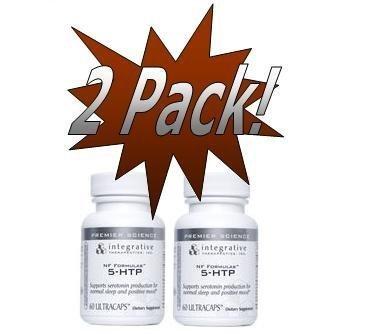 Integrative Therapeutics 5 Htp 50Mg 60 Caps 2 Pack (5Ht19)